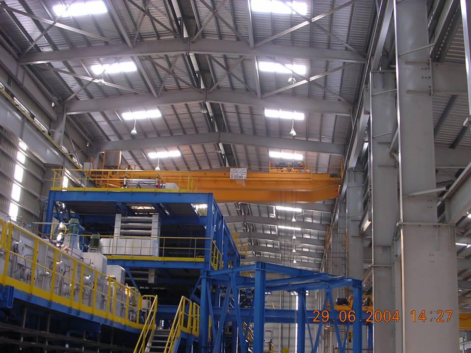 Xưởng công nghiệp nặng