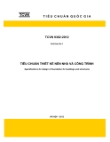 TCVN 9386-2012 Thiết kế công trình chịu động đất