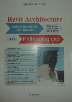 Revit Architecture Tập 4 - Nguyễn Văn Thiệp