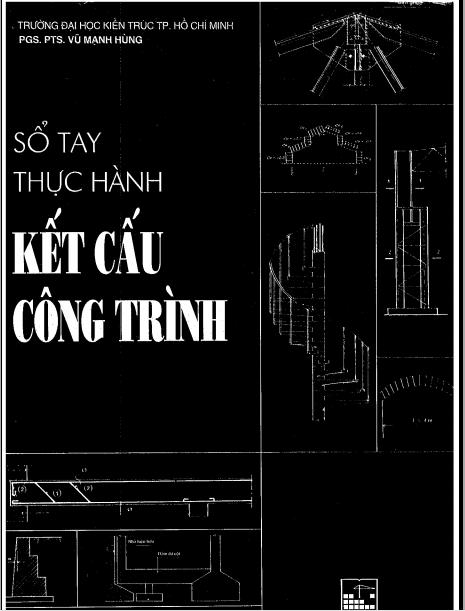 Sổ tay kết cấu - Vũ Mạnh Hùng
