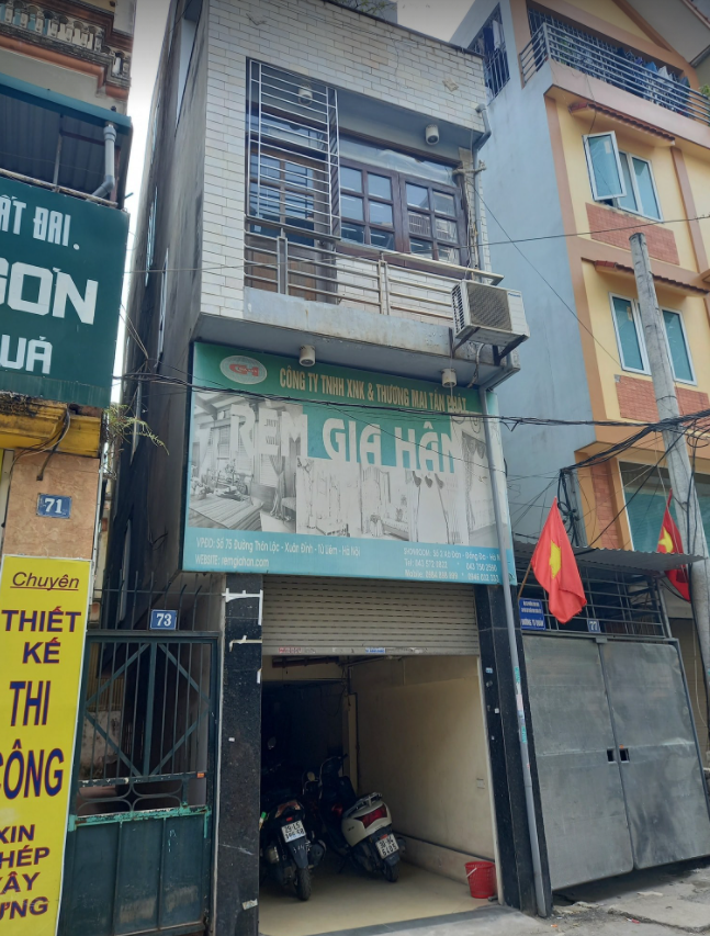 Nhà đã bán: Ngõ 335 Xuân Đỉnh  - Bắc Từ Liêm -  Hà Nội