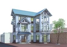 Thiết kế BVTC Nhà A Sơn - Hà Nội